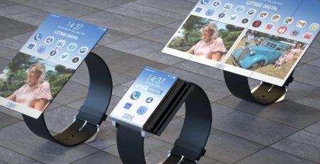 smartwatch IBM